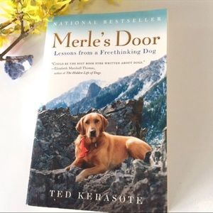 """Merle's Door"" Dog Paperback Book Pets nonfiction"